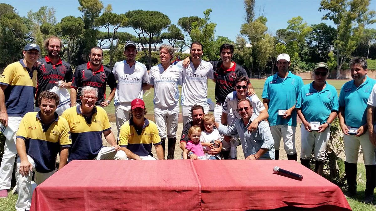 Coppa Roma Polo Club 2019